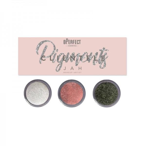 BPerfect - Lidschattenset - Clientele Pigments - JAH