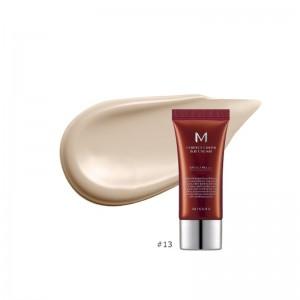 MISSHA - BB Cream - M Perfect Cover BB Cream - SPF42 - No.13/BrightBeige - 20ml