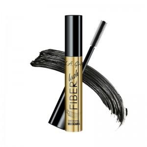 L.A. Girl - Fiber Lash Dimensional Mascara - Intense Black