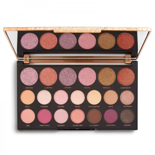 Makeup Revolution - Jewel Collection - Eyeshadow Palette - Deluxe
