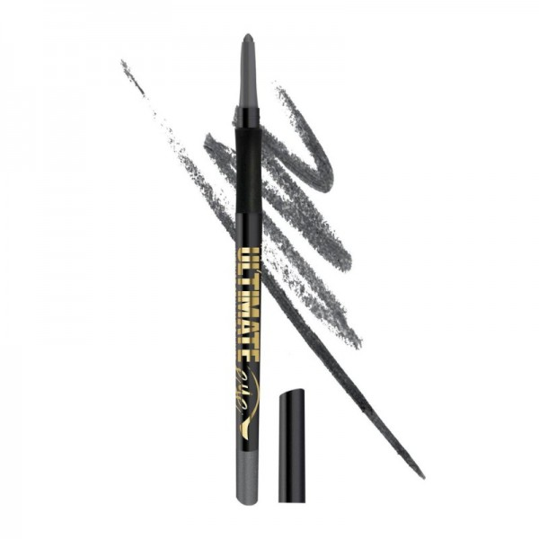 LA Girl - Eyeliner - Ultimate Auto Eyeliner - Continuous Charcoal