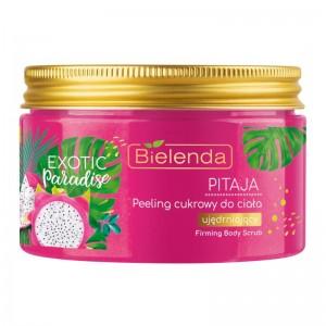 Bielenda - Peeling - Exotic Paradise Sugar Firming Body Scrub Pitaya