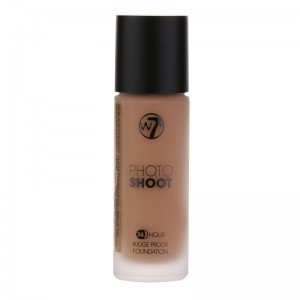 W7 Cosmetics - Foundation - Photo Shoot - Natural Tan