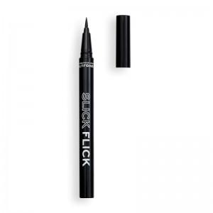 Revolution Relove - Eyeliner - Slick Flick Eyeliner - Black