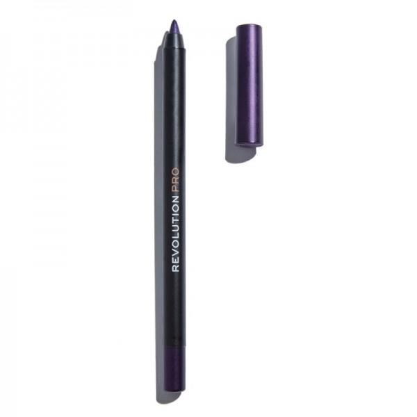 Revolution Pro - Eyeliner Pencil - Supreme Pigment Gel Eyeliner - Purple
