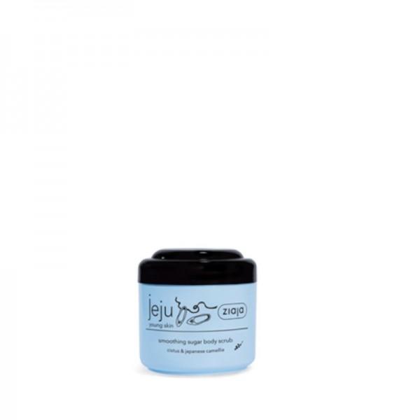 Ziaja - Jeju - Smoothing Sugar Body Scrub
