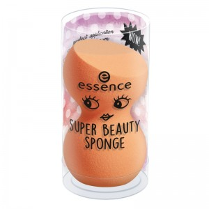 essence - Kosmetikschwamm - Super Beauty Sponge - Orange
