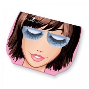 essence - Falsche Wimpern - Mit Kleber - beauty secrets fancy lashes