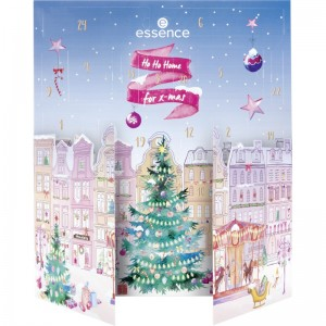 essence - VORBESTELLUNG Adventskalender 2020 - Ho Ho Home for x-mas advent calendar