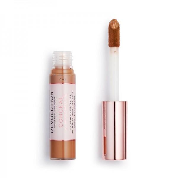 Revolution - Concealer - Conceal & Hydrate Concealer - C14.5