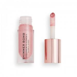 Revolution - Lip Gloss - Shimmer Bomb Lipgloss - Glimmer