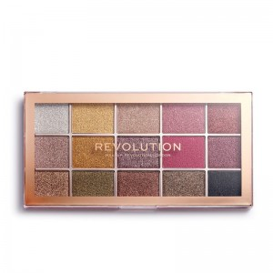 Revolution - Lidschattenpalette - Foil Frenzy Creation Eyeshadow Palette