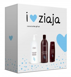 Ziaja - Set regalo - Cocoa Butter Gift Set