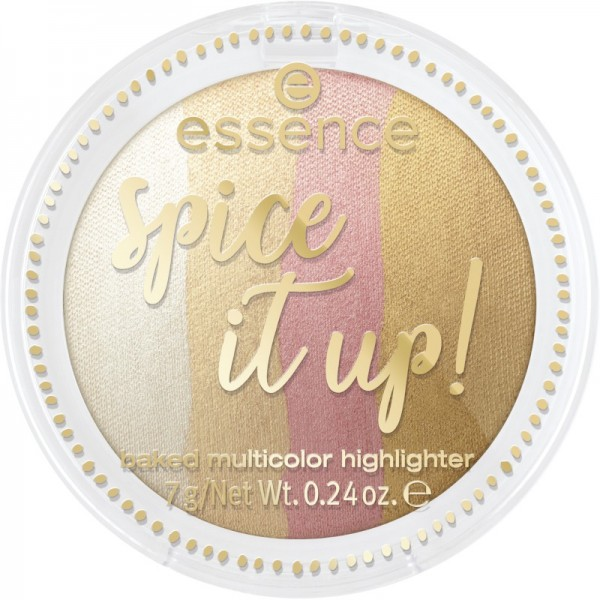 essence - Spice it up! baked multicolor highlighter 01 - more is more
