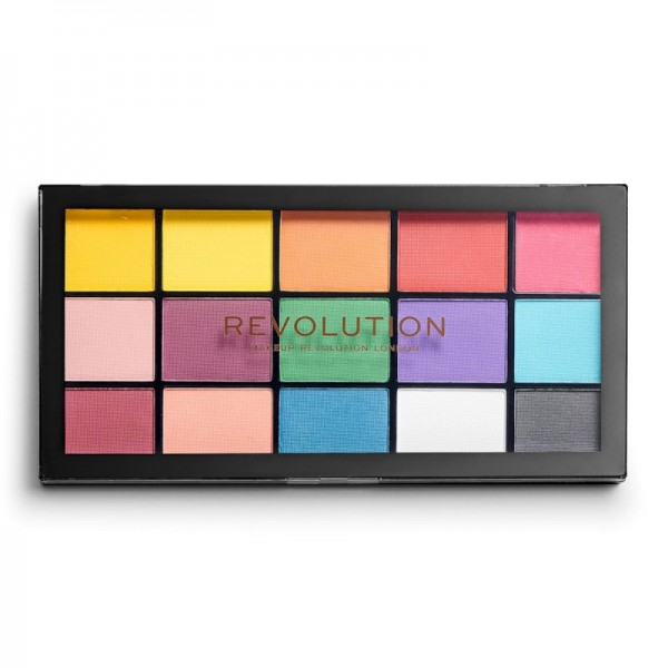 Revolution - Eyeshadow Palette - Re-Loaded - Marvellous Mattes