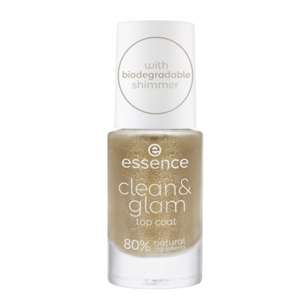 essence - Top Coat - clean & glam top coat
