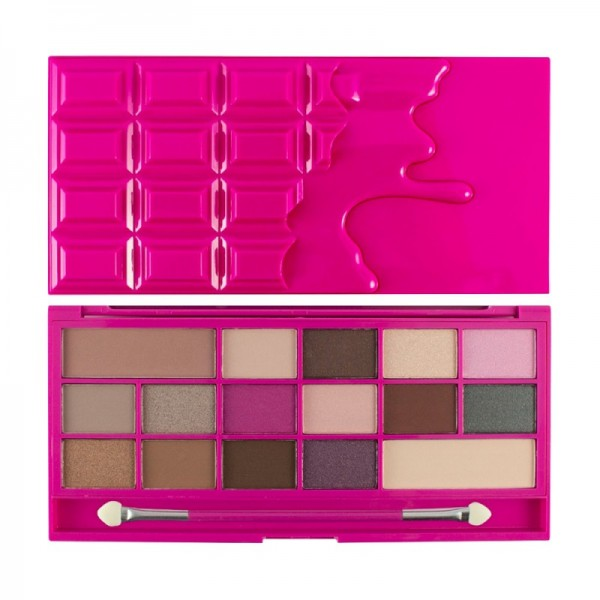 I Heart Makeup - Lidschatten Palette - Chocolate Palette - Chocolate Love