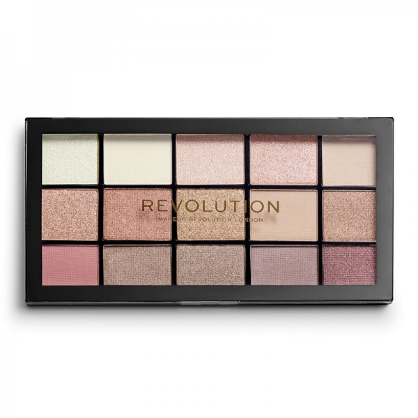 Revolution - Eyeshadow Palette - Re-Loaded - Iconic 3.0