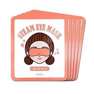 APIEU - Augenmaske - Steam Eye Mask - 5 Stück