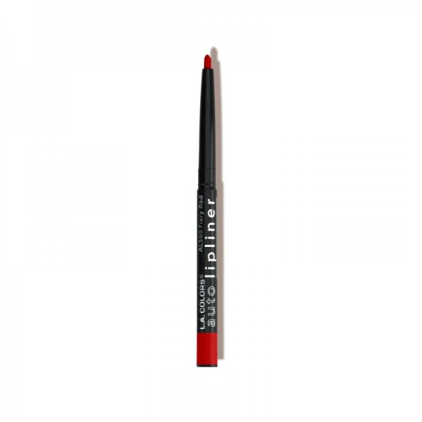 LA Colors - Lipliner - Automatic Lipliner Pencil - Fiery Red