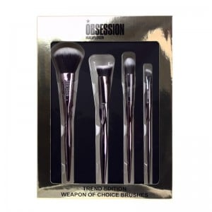 Makeup Obsession - Kosmetikpinselset - Weapon of Choice Brush Set