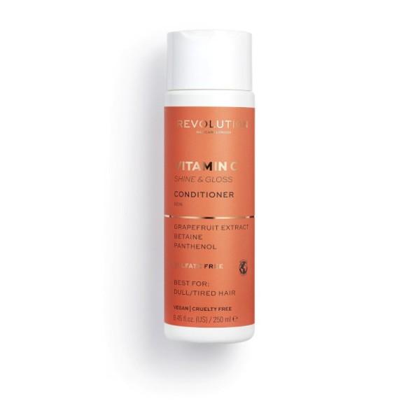 Revolution - Conditioner - Vitamin C Shine & Gloss Conditioner - Dull Hair