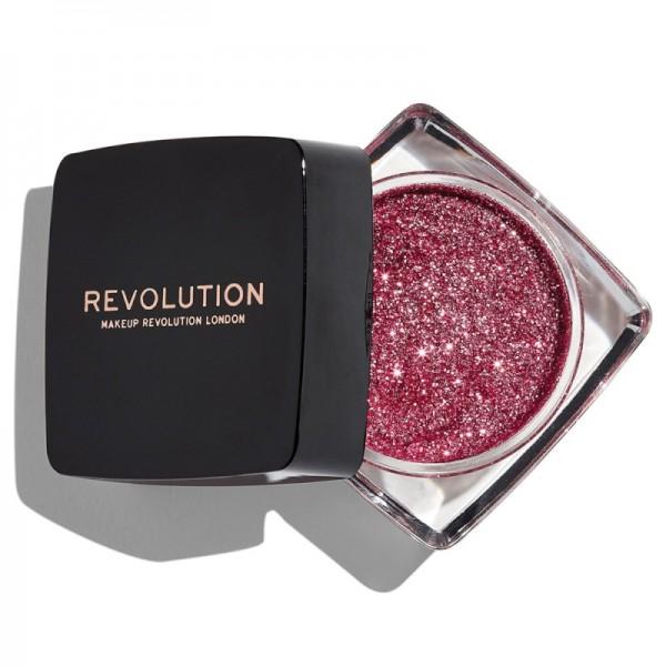 Makeup Revolution - Glitter Paste - Long To Be Desired