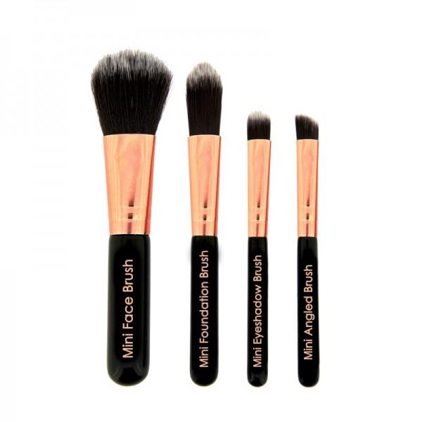 Makeup Revolution - Mini-Pinselset - Pro Go Set