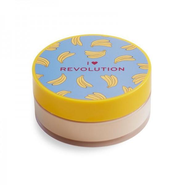 I Heart Revolution - Puder - Loose Baking Powder Banana