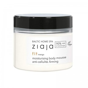 Ziaja - Körper-Mousse - Baltic Home Spa - Fit Mango - Moisturising Body Mousse Anti-Cellulite