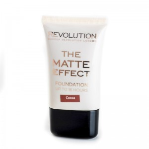 Makeup Revolution - Foundation - Matte Foundation - Cocoa