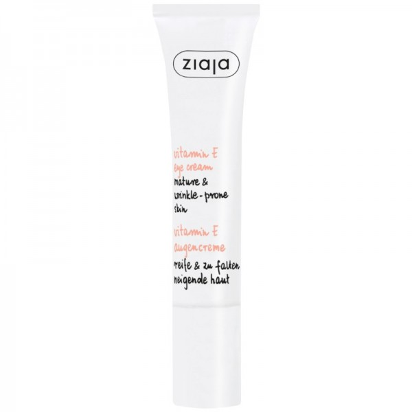 Ziaja - Eye Cream Vitamine E