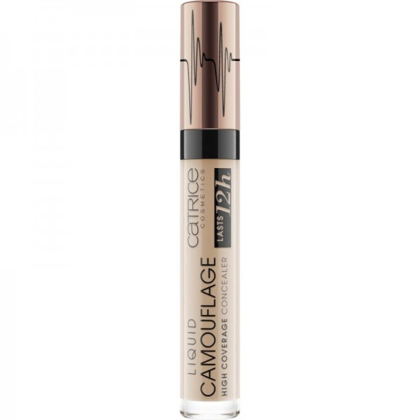 Catrice - Our Heartbeat Project Liquid Camouflage High Coverage Concealer - 020 Light Beige