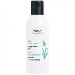 Ziaja - Gesichtswasser - Aloe Face Toner