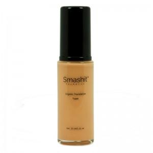Smashit Cosmetics - Organic Foundation - Toast