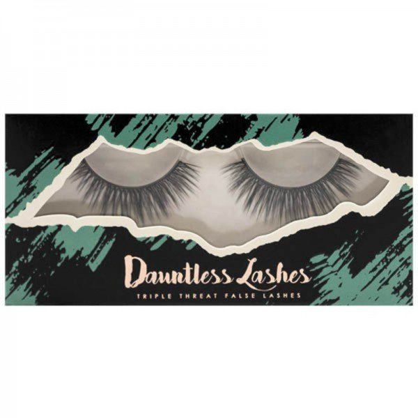 LASplash Cosmetics - Falsche Wimpern - Dauntless Synthetic Mink Lashes - 15828 Lit