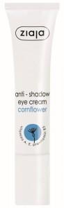 Ziaja - Anti Shadow Eye Cream - Cornflower