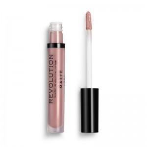 Revolution - Flüssiger Lippenstift - Matte Lip - Brunch 123