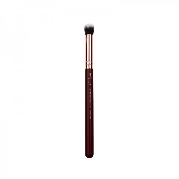 lenibrush - Kosmetikpinsel - Small Concealer Buffer Brush - LBF19 - Midnight Plum Edition