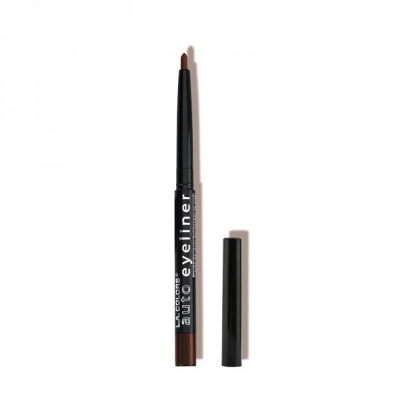 LA Colors - Eyeliner - Automatic Eyeliner Pencil - Black Brown