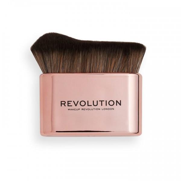 Revolution - Kosmetikpinsel - Glow Collection - Body Blending Brush