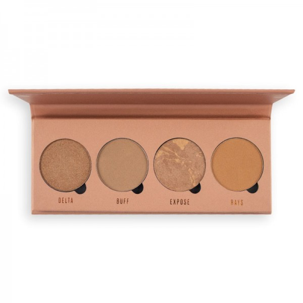 Makeup Obsession - Bronzer & Highlighterpalette - Give Me Some Sun Palette