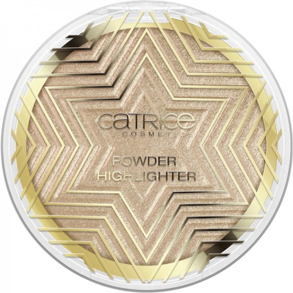 Catrice - Highlighter - Online Exclusives - Advent Calendar DIY - Highlighter C01
