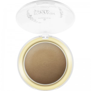 essence - the glowin' golds vitamin E baked luminous bronzer - 02 Good As Gold