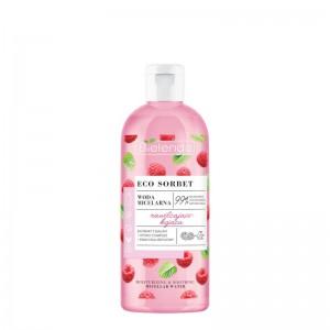 Bielenda - Mizellenwasser - Eco Sorbet - Raspberry - Micellar Water - Moisturizing + Soothing - 500
