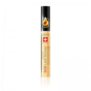 Eveline Cosmetics - Siero per ciglia - Sos Lash Booster Eyelash Serum 5In1 With Argan Oil