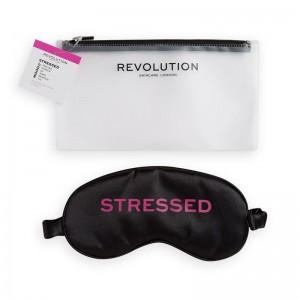 Revolution - Augenmaske - Skincare Stressed Mood Calming Eye Mask