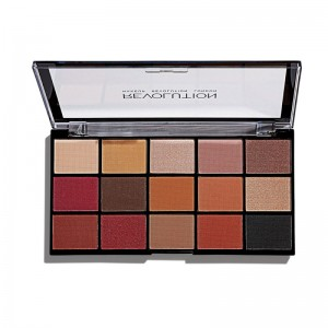 Makeup Revolution - Lidschattenpalette - Reloaded - Iconic Vitality