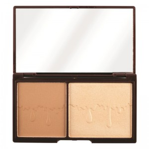 I Heart Chocolate - Make Up Palette - Bronze and Glow