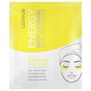 Catrice - Augenpads - Energy Boost Hydrogel Eye Patches